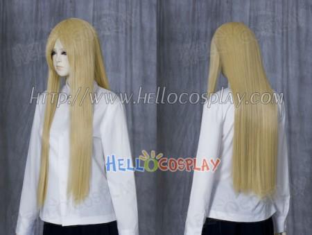 Dark Lemon Medium Cosplay Wig