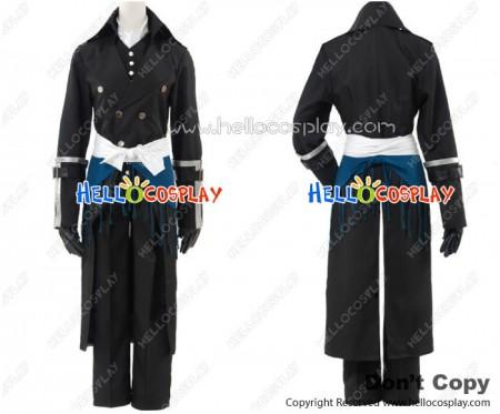 Hakuōki Hakuouki Shinsengumi Kitan Cosplay Hajime Saito Costume Ver 2