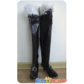 League of Legends LOL Cosplay Deceiver LeBlanc Boots
