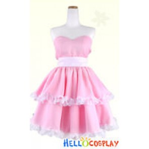 Cute Rabbit Cosplay Dress