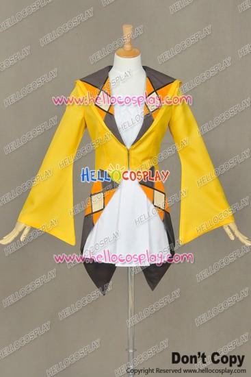 Black Bullet Burakku Buretto Cosplay Enju Aihara Rabbit Ears Uniform Costume