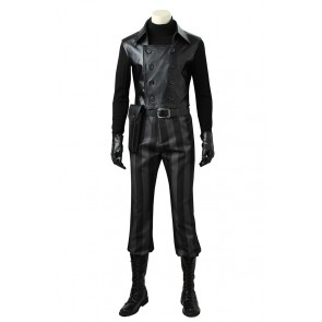 Spider-Man Noir Peter Parker Cosplay Costume