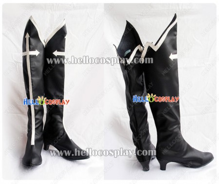 Number Manga Cosplay Boots