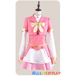 AKB0048 Cosplay Postgraduate Kanata Shinonome Costume Uniform
