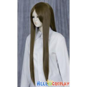 Olive Brown Medium Cosplay Wig