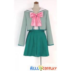 New Prince of Tennis Cosplay Seishun Academy Girl Winter Uniform