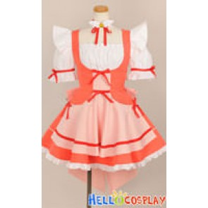 Kimi Ga Nozomu Eien Cosplay Pink Dress