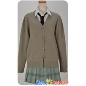 Haganai Boku Wa Tomodachi Ga Sukunai Cosplay Yozora Mikazuki Uniform Costume