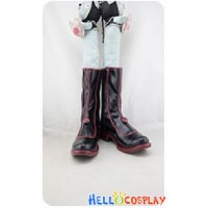 JoJos Bizarre Adventure Cosplay Shoes Terunosuke Miyamoto Boots