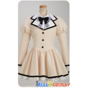 Tsuki Ni Yorisou Otome No Sahou Cosplay Yuusei Fairy Girl School Uniform Costume