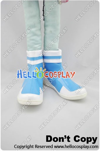 d06571b7fa8ef Powerpuff Girls Z Cosplay Bubbles Shoes