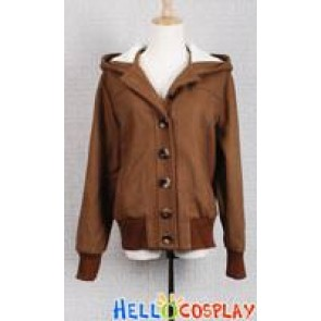 Twilight Bella Swan Cosplay Costume Coat Jacket