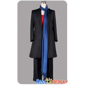 Lucky Dog 1 Cosplay Giulio Di Bondone Black Uniform Costume