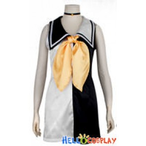 Vocaloid Hard-R.K.Mix Kagamine Rin Cosplay Costume
