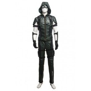 Green Arrow Season 4 Green Arrow Oliver Queen Cosplay Costume