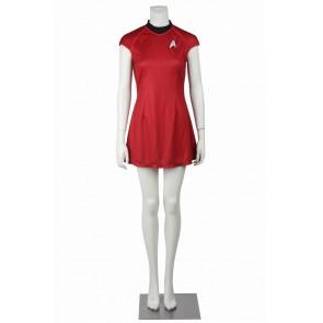 Star Trek Into Darkness Nyota Uhura Cosplay Costume