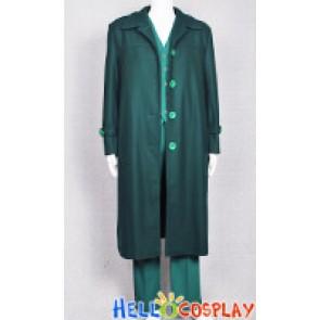 The Green Hornet Costume Britt Reid Coat Full Set