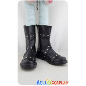 Prince of Tennis Cosplay Bunta Marui Short Boots