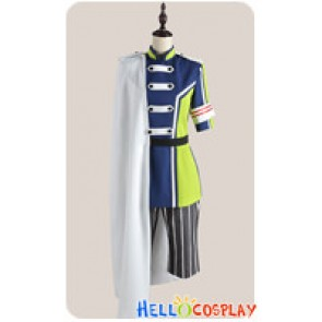 Makai Ouji Devils And Realist Cosplay Camio Uniform Costume