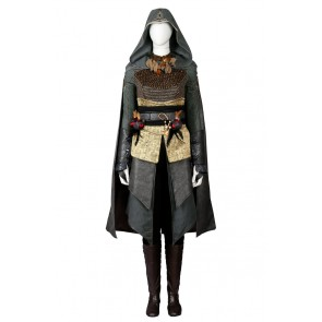 Assassins Creed Sophia Cosplay Costume