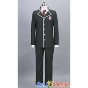 Blue Exorcist Cosplay Rin Okumura Costume Uniform