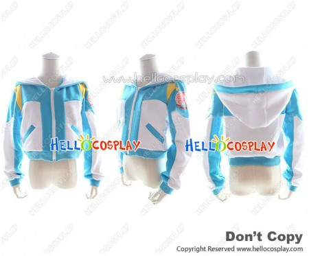 Dramatical Murder DMMD Cosplay Aoba Costume Jacket