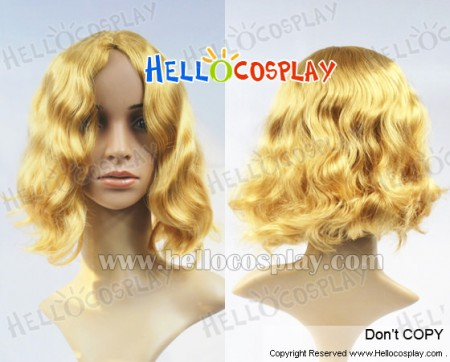 Axis Powers Hetalia Cosplay Francis Bonnefeuille Wig