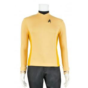 Star Trek Beyond Sulu Commander Uniform Cosplay Costume