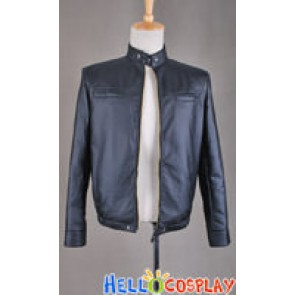 17 Again Seventeen Again Mike Jacket Black Leather