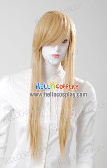Cosplay Blonde Medium Wig