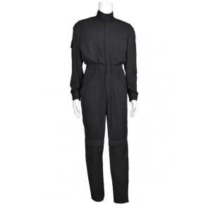 Star Wars Imperial Flightsuit Cosplay Costume Black