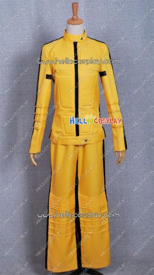 Kill Bill The Bride Cosplay Costume