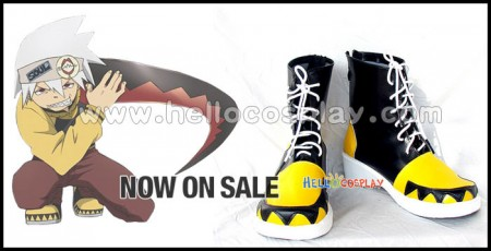 Soul Eater Cosplay Boots From Soul Eater