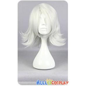 Tokyo Ghoul Juuzou Suzuya Cosplay Wig White