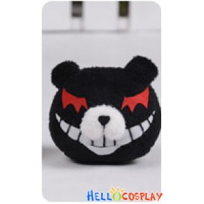 Danganronpa 2 Cosplay Junko Enoshima Black Bear Hairpin
