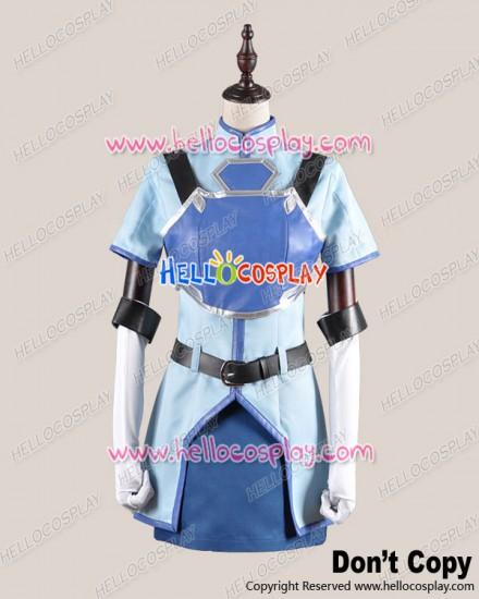 Sword Art Online Cosplay Moonlit Night Of Black Cat Team Sachi Costume