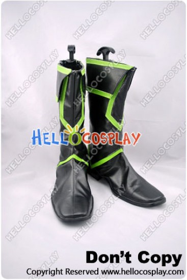Tales Of the Abyss Cosplay Synch Boots