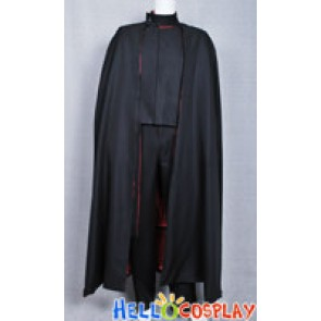 X-Men Magneto Cosplay Costume Uniform