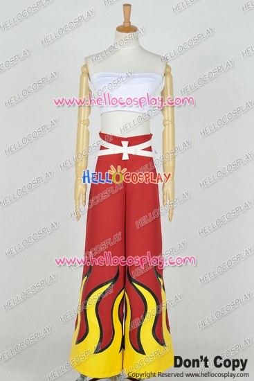 Fairy Tail Cosplay Fairy Queen Titania Erza Scarlet Costume