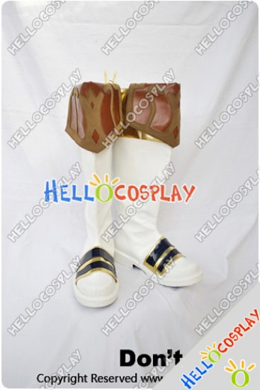 Tales of Xillia Cosplay Shoes Alvin Boots