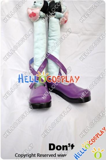 Touhou Project Cosplay Sakuya Izayoi Shoes