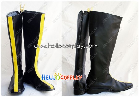 Avatar: The Last Airbender Cosplay Fire Fierce Boots