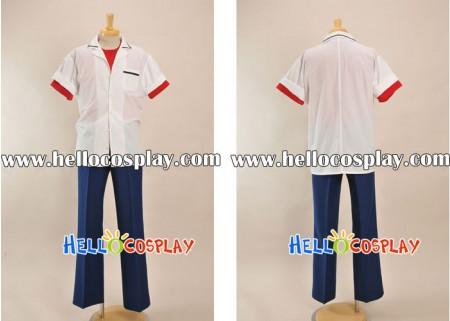 Kin'iro No Corda Music Department Boy Summer Uniform