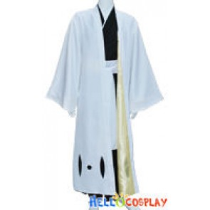 Bleach Kaname Tosen Captain Of The 9th Division Cloak