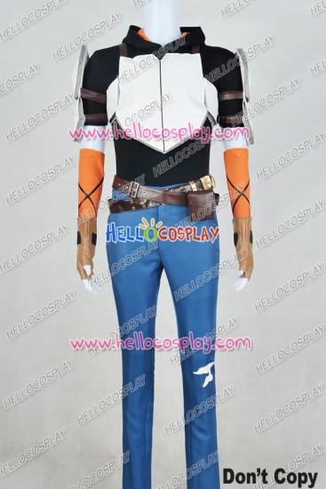 RWBY Cosplay Jaune Arc Costume