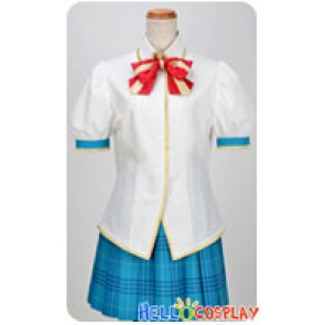 GJ Club Cosplay Kyoya Shinomiya Mao Amatsuka Summer Uniform Costume