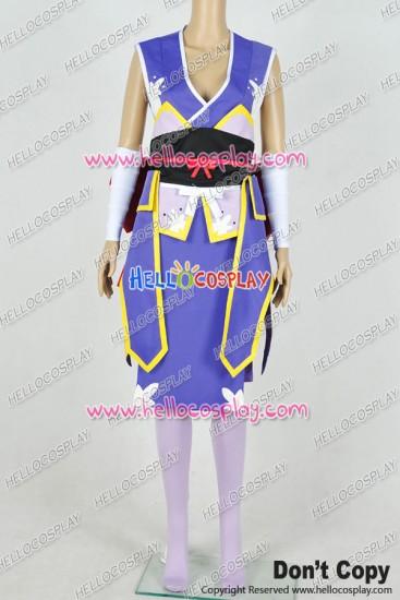 Fairy Tail Cosplay Robe Of Yūen Erza Scarlet Costume Kimono Armor