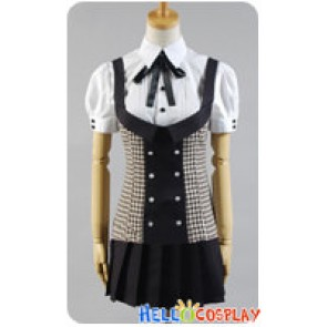 Inu x Boku SS Cosplay Karuta Ririchiyo Summer Girl Uniform