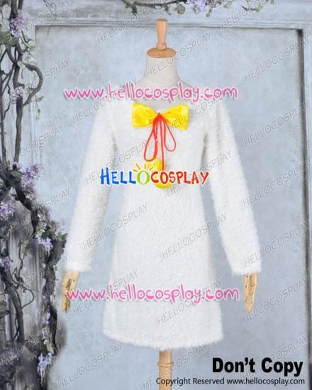 K Anime Cosplay Neko Human Form Costume Dress