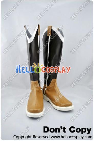 Puella Magi Madoka Magica Cosplay Mami Tomoe Boots
